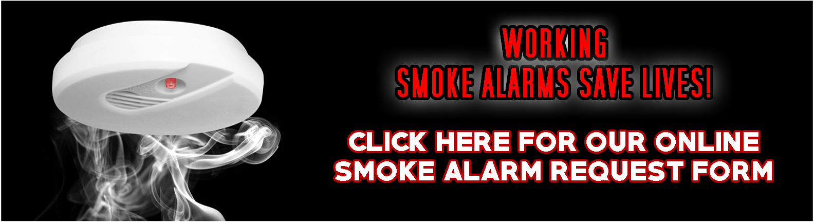 Smoke Alarm Request Form