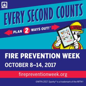 "<center>Reproduced from NFPA's Fire Prevention Week website, <a href=""www.firepreventionweek.org"">www.firepreventionweek.org</a>. © 2017 NFPA.</center>"